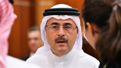 Saudi Aramco chief: