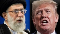Trump warns Iran's