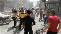NW Syria violence