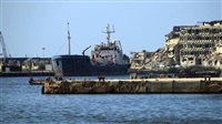 Italy arrests ship's